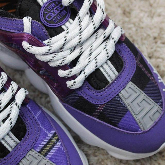 Versace Chain Violet  фото