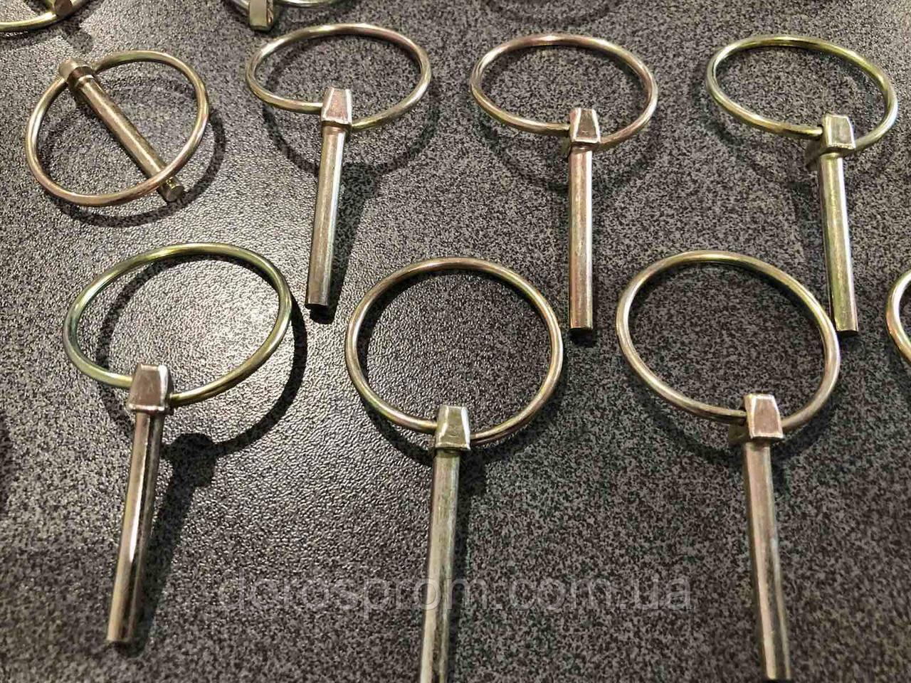 Шплинт (штифт) DIN 11023 с кольцом