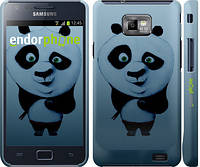 "Чехол на Samsung Galaxy S2 i9100 Кунг-фу Панда ""759c-14"""
