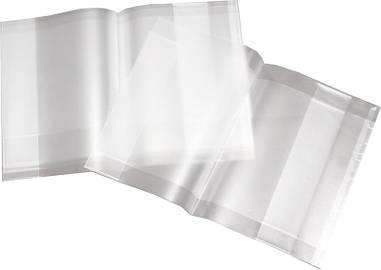Обложка для тетр. прозр. PР(37смX21,5см), с лип. слоем, 130мкм