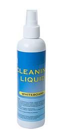 Спрей для очистки маркерных досок Crystal Clean 250мл (11119)