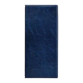 Визитница Axent 80 визиток Xepter синий (2502-02-A)