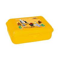 Бутербродница ZB.3050-08 желтая