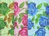 """Махровое полотенце """"Цветок"""" 35х70"""
