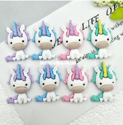 Шарм «Unicorn» для слайма, фото 2