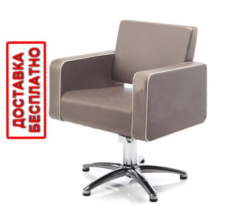 Парикмахерское кресло для клиентов JUPITER кресло парикмахера на гидравлике Польша