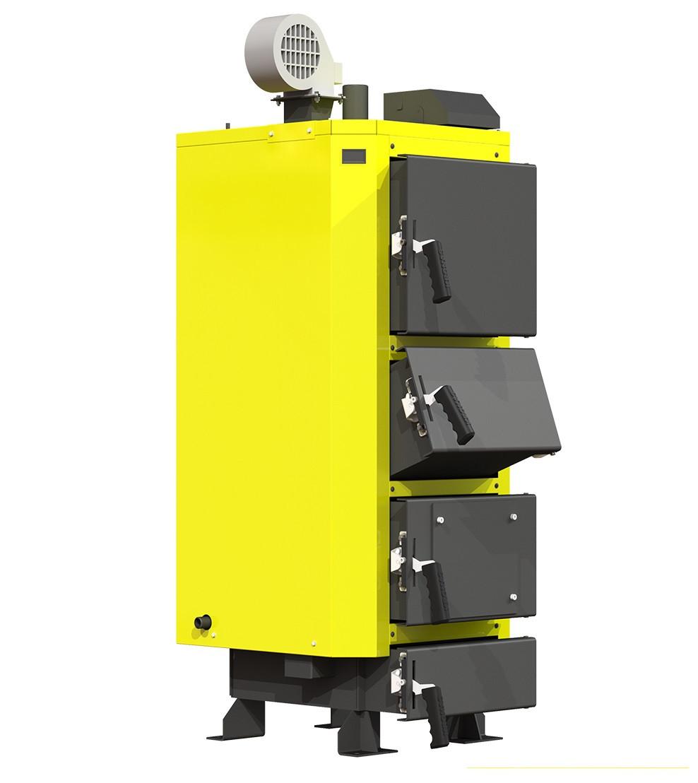 Твердотопливный котел длительного горения KRONAS UNIC P 35 кВт