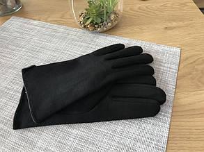 Мужские перчатки стрейч