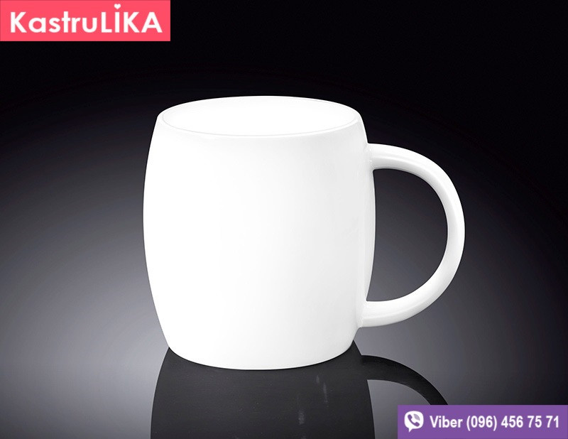 Высокая чашка Wilmax 400мл