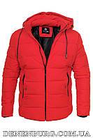 Куртка зимняя мужская HANDIGEFENG 20-9933 красная, фото 1