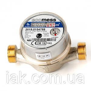 Счетчик для холодной воды Ecomess Picoflux ДУ15 L=110