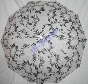 Зонт женский SR 301-4 8327 антиветер полуавтомат, фото 2