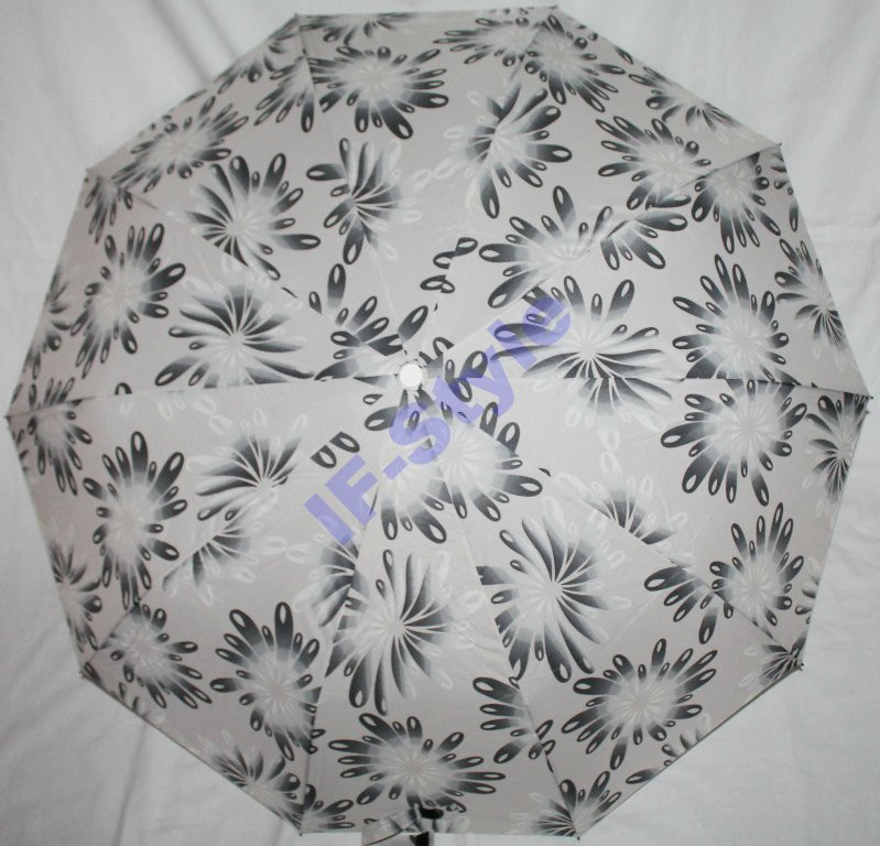 Зонт женский SR 301-4 8327 антиветер полуавтомат