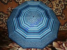 Зонт женский SR 301D 2282 антиветер полуавтомат, фото 2