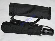 Зонт мужской SR 801 компактный титан антиветер полный автомат, фото 3