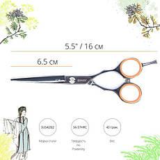 """Набор парикмахерских ножниц Sway Job 501 размер 5.5"""", фото 2"""