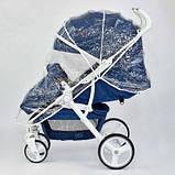 Коляска детская Joy синяя SKL11-183366, фото 9