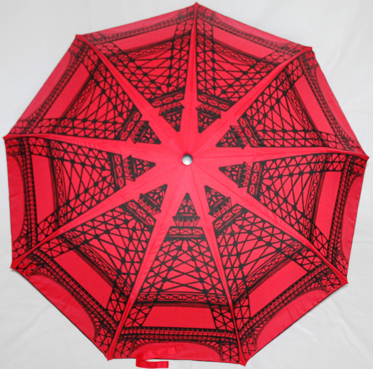 Зонт женский SR 707 0377 антиветер полуавтомат