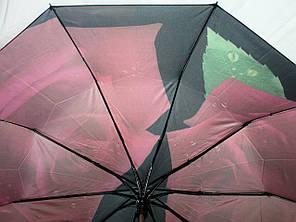 Зонт женский SR 808BF 0474 антиветер полуавтомат, фото 2