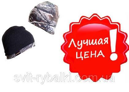 Шапка ForMax HUNTTING HAT black/camo