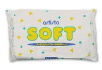 Пластика самозатвердевающая суперлегкая Artista Soft, 200 г, Padico