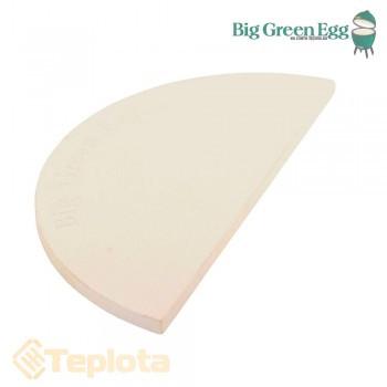 Полукруглый керамический камень для выпечки для грилей Big Green Egg XXL-XL, 53 см