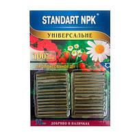 Стандарт NPK палички универсальные 30 шт.