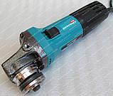 Болгарка GRAND МШУ-125-1250SE (поддержка оборотов, плавный пуск), фото 3