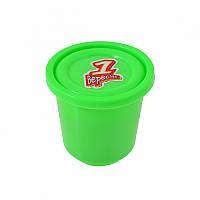 Пластилиновая паста ''Веселое тесто'', 60гр зеленая