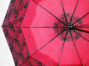Зонт женский SR 301D 0245 антиветер полуавтомат, фото 2