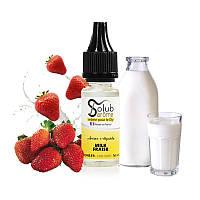 "Ароматизатор Solub ""Candy milk fraise"" со вкусом молочно-клубничных конфет 5 мл"