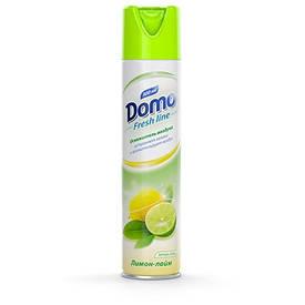 Освежитель воздуха Domo аэрозоль Лимон-лайм 300мл XD10004