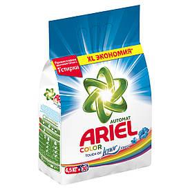 Порошок стиральный Ariel автомат 2в1 Lenor Effect 4.5кг s.01383