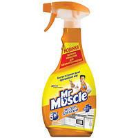 Средство для кухни Mr Muscul 500мл Свежесть Лимона с роспылителем w.02690