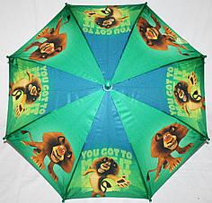 Зонт-трость детский Fiaba 0102-19 Мадагаскар