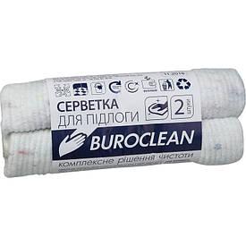 Серветка для підлоги Buroclean 50х50см 2шт (10200152)