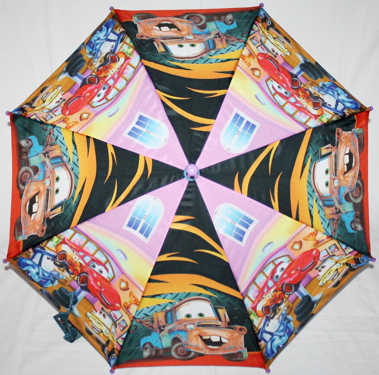 Зонт-трость детский Fiaba 0103-19 Тачки