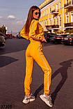 Модный спортивный костюм штаны + кофта Love р. 42-44, 46-48, фото 3