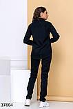 Стильный вельветовый костюм брюки + рубашка на пуговицах р. 44, 46, 48, 50, фото 6