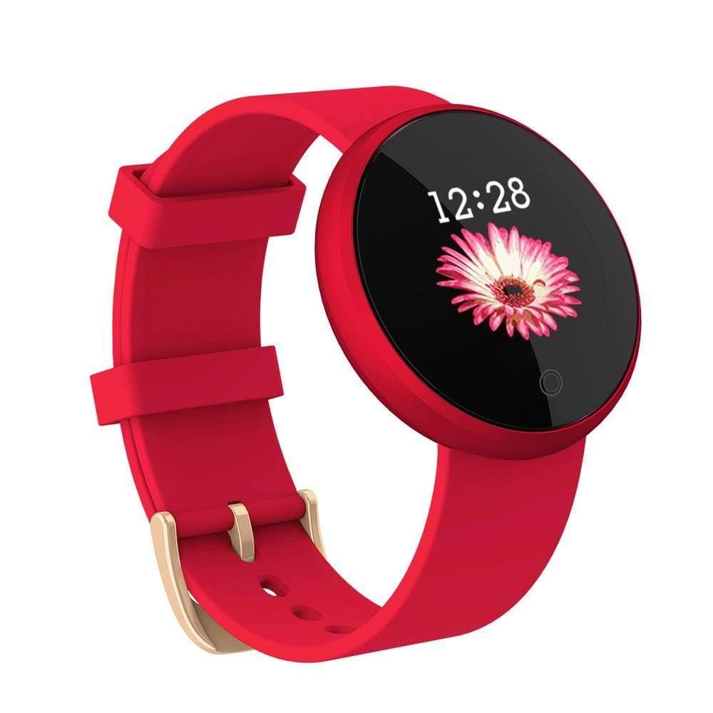 Фітнес-годинники жіночі Bozlun B36 Lady SmartWatch червоні ( код: IBW270R )