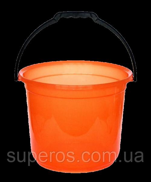 Відро мірне 12 л помаранчевий