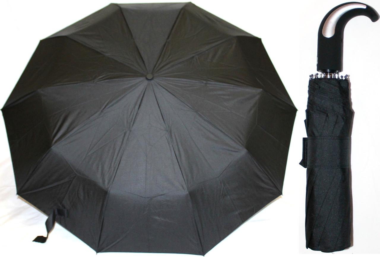 Зонт мужской SR хромированная сталь антиураган полный автомат