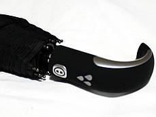Зонт мужской SR хромированная сталь антиураган полный автомат, фото 2