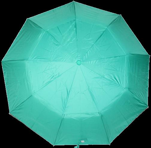 Зонт женский SR полуавтомат c клапаном антиураган и проявляющемся рисунком морская волна