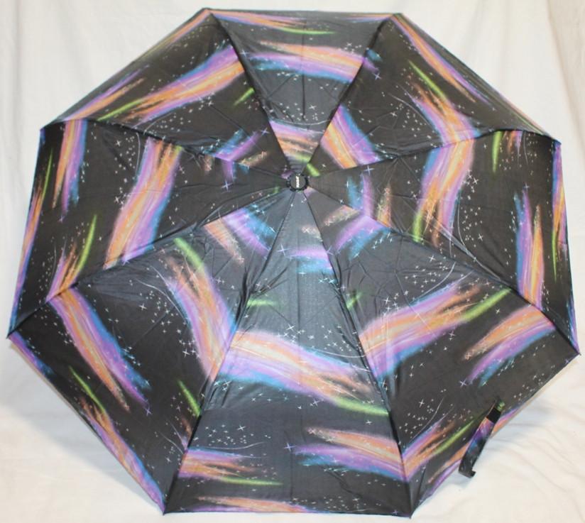 Зонт жіночий FIABA 3011-1 5586 антиветер напівавтомат
