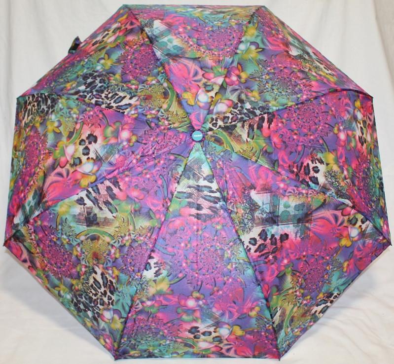 Зонт женский FIABA 3011-1 5598 антиветер полуавтомат
