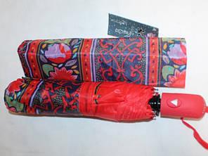 Зонт жіночий FIABA 3011-1 5601 антиветер напівавтомат, фото 2