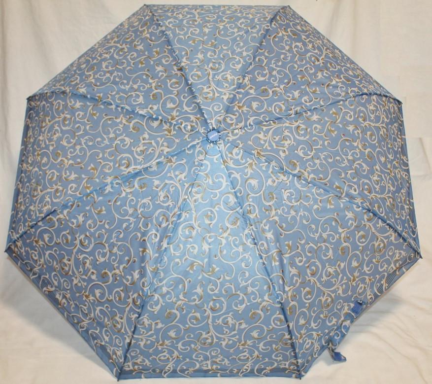 Зонт жіночий FIABA 3011-1 5608 антиветер напівавтомат