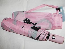 Зонт женский FIABA 708 5653 антиветер полуавтомат, фото 2