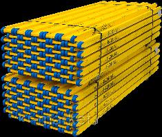 Будівельна двотаврова балка тришарова з наконечниками Lana